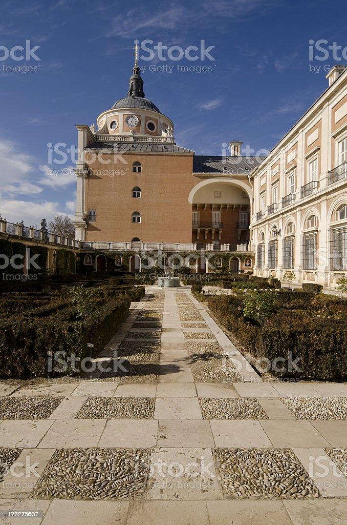 El Royal Palace - foto de stock