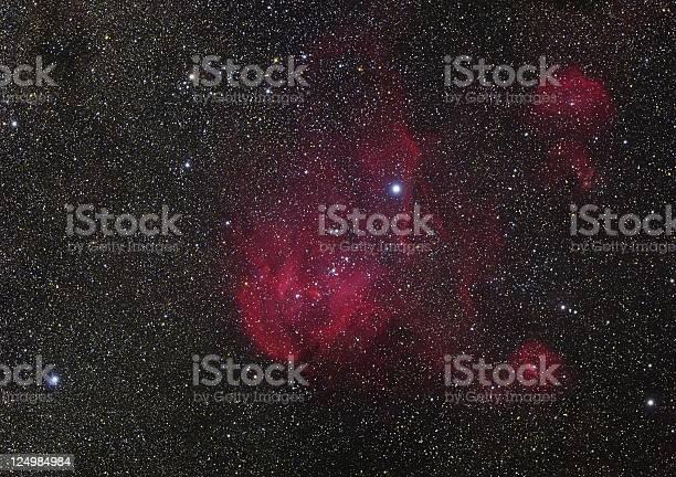 Photo of The running Chicken Nebula