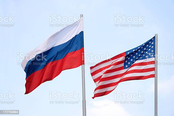 The russian and american flags flying side by side picture id172750694?b=1&k=6&m=172750694&s=612x612&h=mwdzron8vckyellipevdw6p2tibvzlkmcu59ay7gloi=