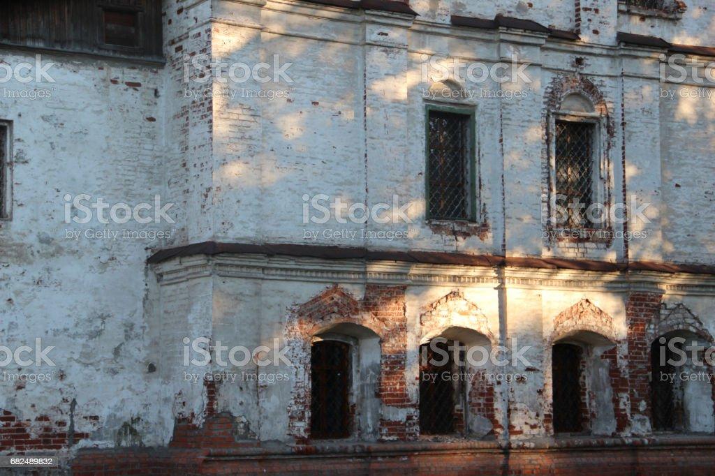 The Russian Orthodox Church in the Vologda, Russia foto de stock libre de derechos