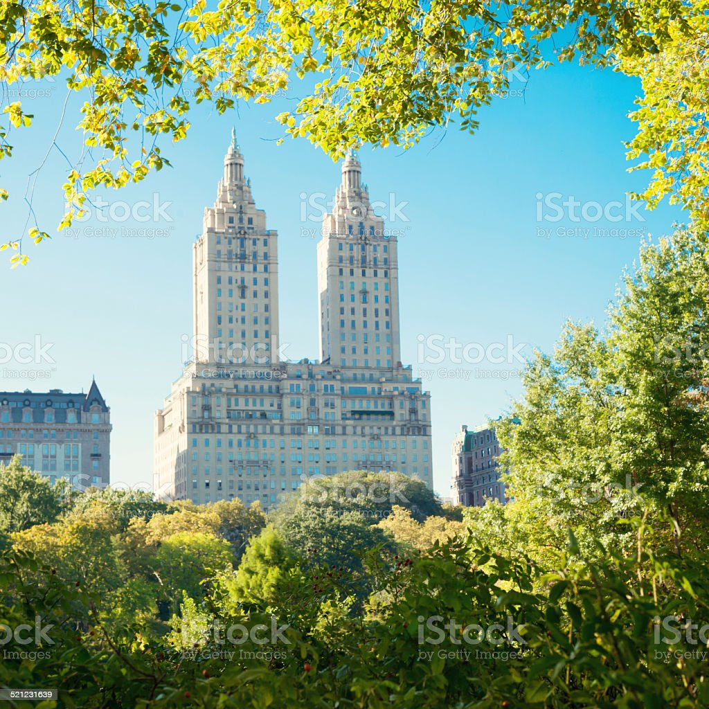 The San Remo Building stock photo