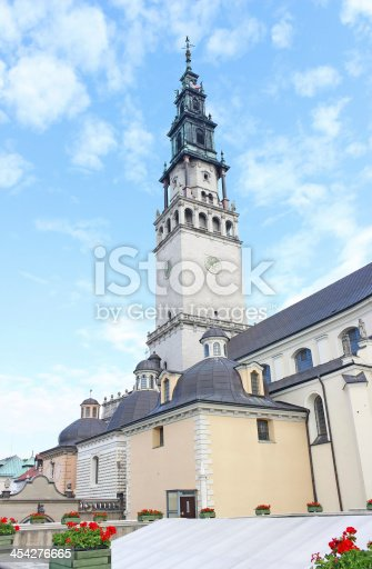 istock The sanctuary of Jasna Gora in Czestochowa, Poland 454276665