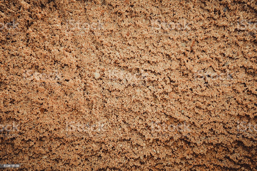 The sand construction.background texture Pattern of sand stock photo