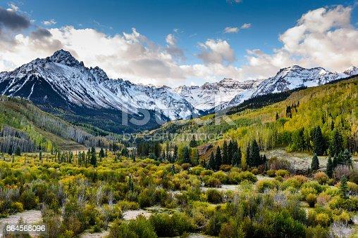 Dallas Divide - Colorado Rocky Mountain Scenic Beauty