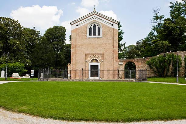 scrovegni-kapelle (padua-italien - giotto stock-fotos und bilder
