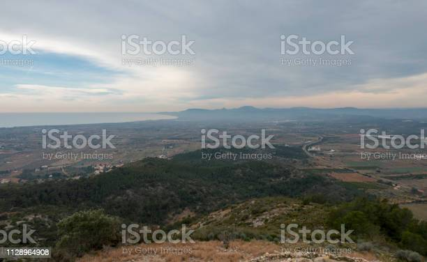 The sea from the top of the mountain in the sierra de irta picture id1128964908?b=1&k=6&m=1128964908&s=612x612&h=ye0i18h5hu0zkvwtmf1ewatxkz2xdio4rlzb7eldbrc=