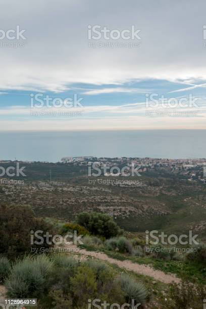 The sea from the top of the mountain in the sierra de irta picture id1128964915?b=1&k=6&m=1128964915&s=612x612&h=se 9hay4rwq vtq1w2nvrvpywvhd8kacnpxvrv099cc=