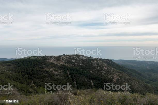 The sea from the top of the mountain in the sierra de irta picture id1128964931?b=1&k=6&m=1128964931&s=612x612&h=s f2wiyrejlwfihk0gzs8xcjez15iwq14ztvzsc7ryy=