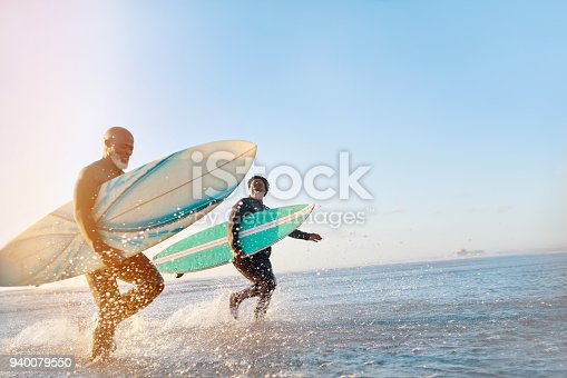 istock The sea just sets them free 940079550
