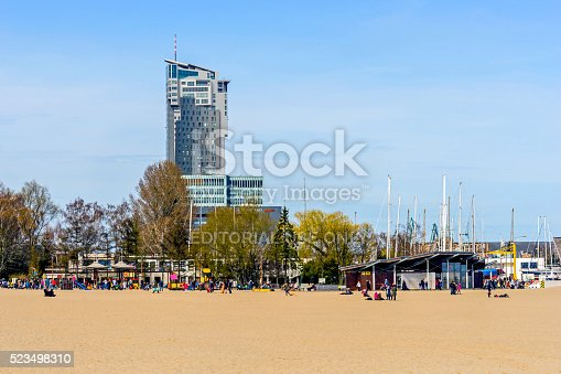istock The Sea Towers 523498310