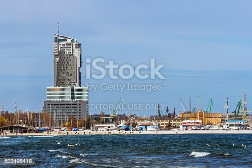 istock The Sea Towers 523498416