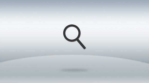 die suchmaschine symbol - kostenlos tv stock-fotos und bilder