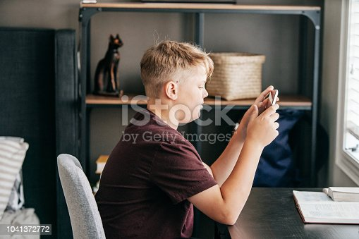 istock The Secret Social Media Lives of Teenagers 1041372772