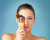 istock The secret to a flawless makeup routine 882300006