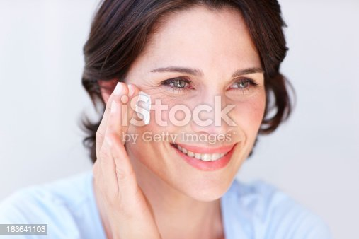 istock The secret to my youth... 163641103