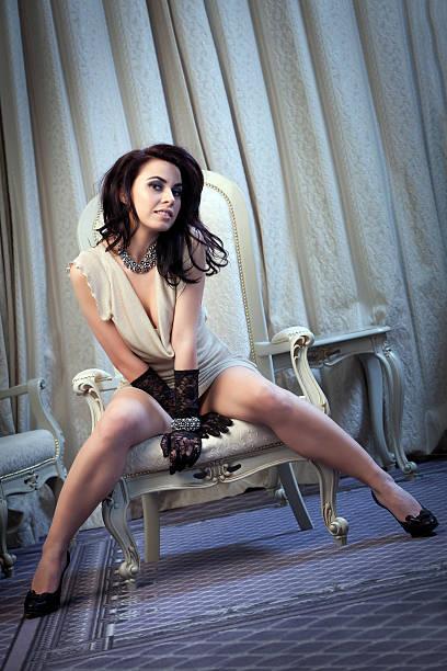 Slim woman legs — Stock Photo © luckybusiness #5204753