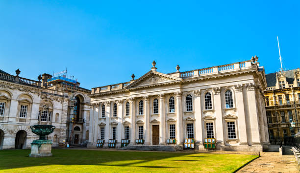Senatshaus der University of Cambridge in England – Foto