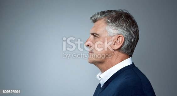 istock The serious side of getting older 609697954