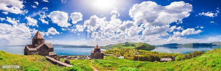 istock The Sevan temple complex 625977738