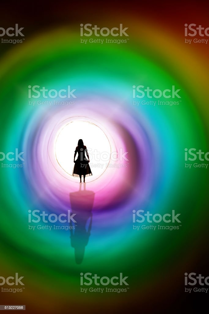 The Shadow Of A Dream stock photo