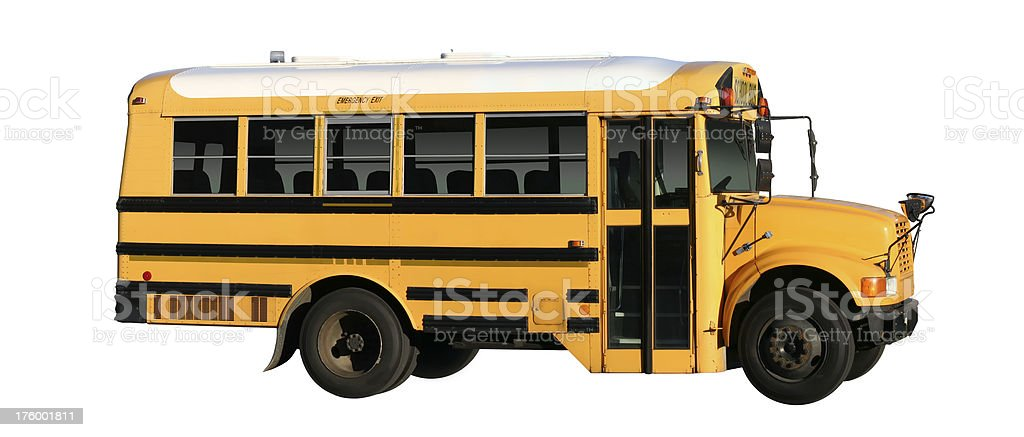 The Short Bus royalty-free stock photo