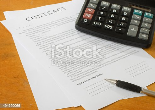 istock the signing of a legal document 494950066