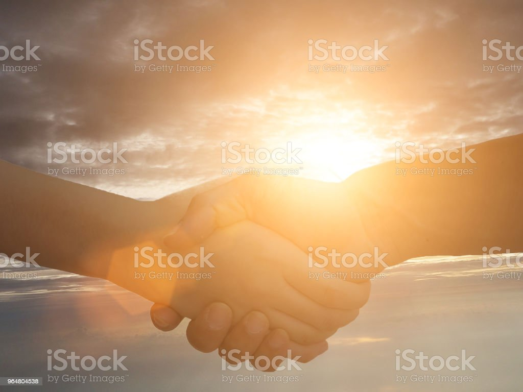 The silhoutte of human royalty-free stock photo