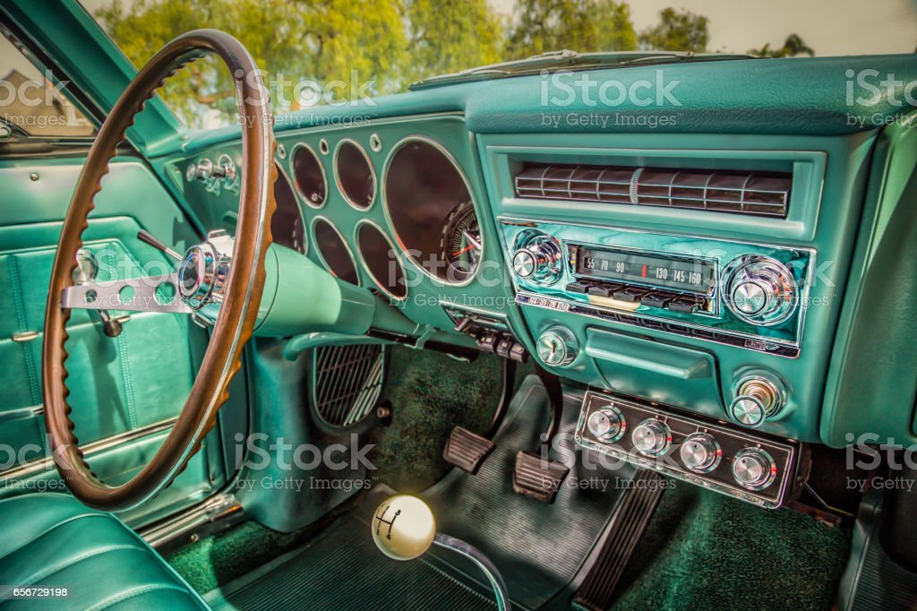 The Sixties stock photo