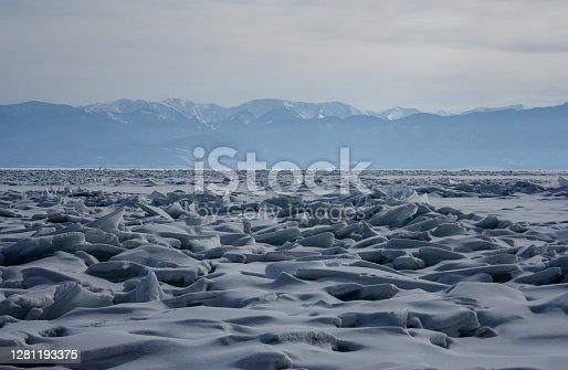 in Eastern Siberia, Irkutsk region