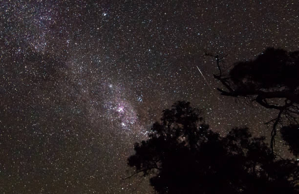 der himmel in der nacht bei wilsons promontory, australien - own wilson stock-fotos und bilder