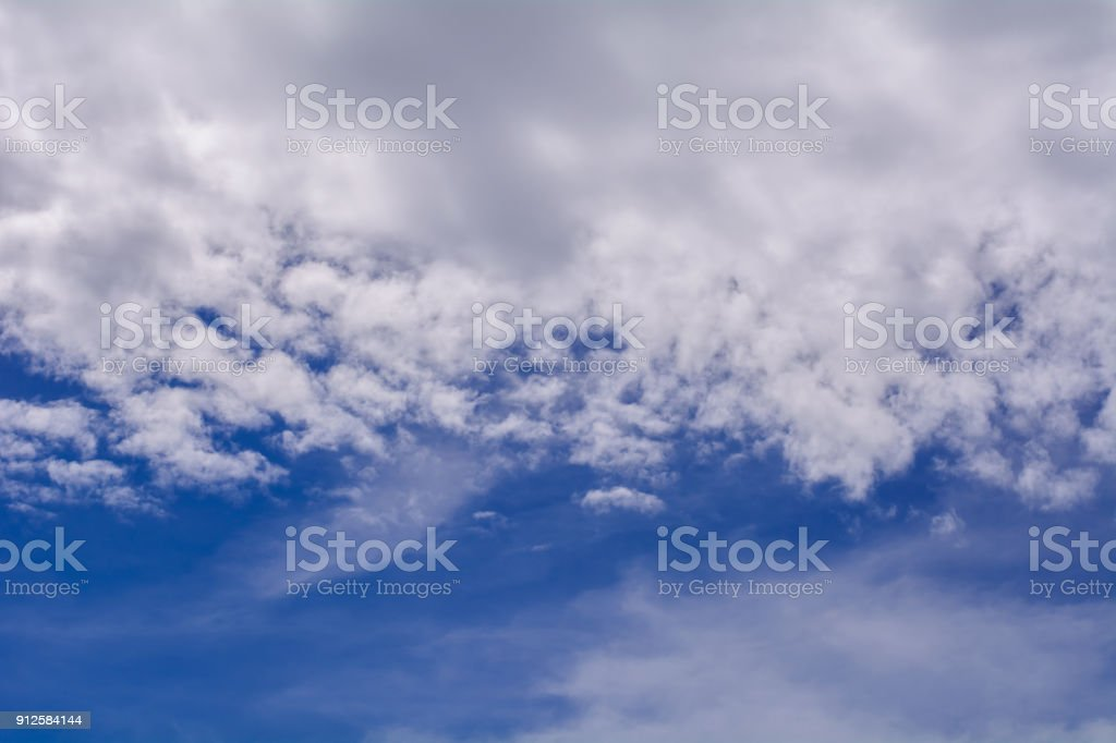 The Sky Is Blue And The Sky Blue Or Bright White Background Stock Photo Download Image Now
