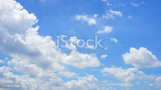 Sky, Blue, Cloud - Sky, Bright, Vibrant Color