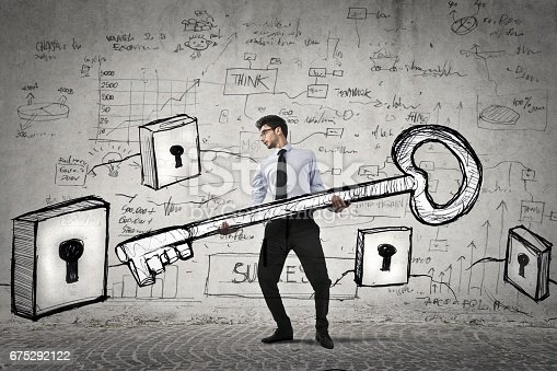istock The solution 675292122