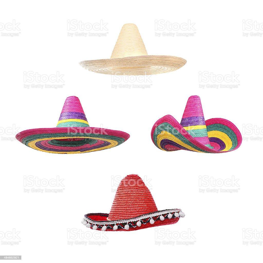 Die Sombreros. – Foto