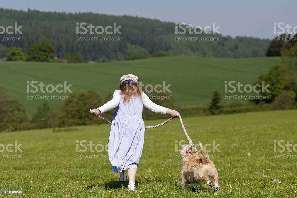 The sound of music stock photo