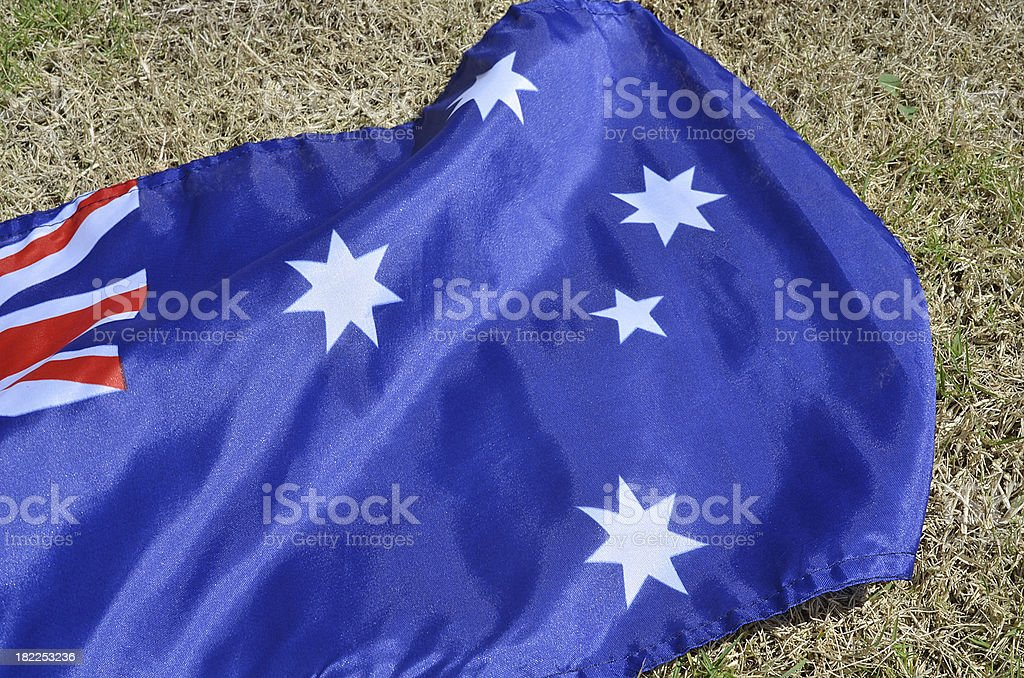 The Southern Cross royalty-free stock photo