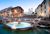 istock The Spanish Steps, Rome, Italy 182059729