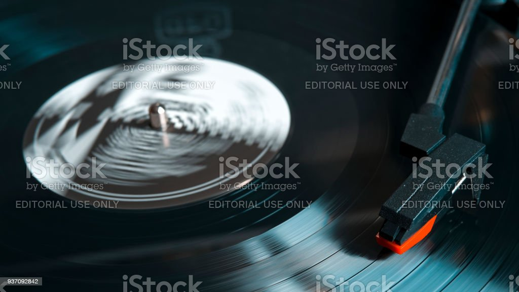 London, England - March 14, 2018: The Specials Album, First launched in 1979 stock photo
