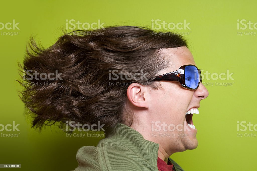 The Speed of Fun royalty-free stock photo