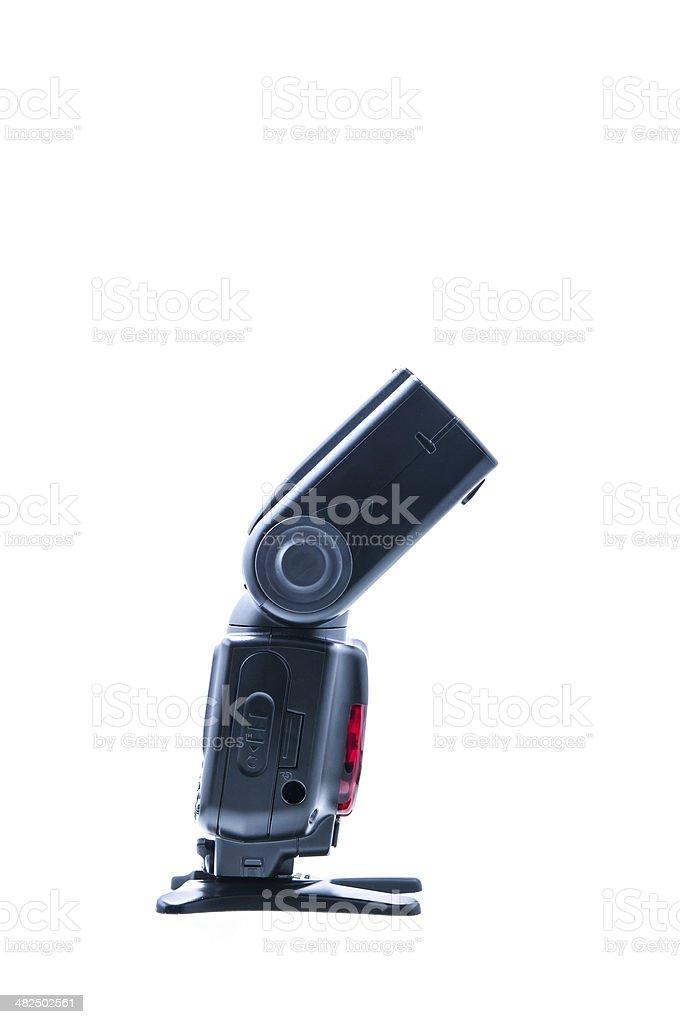 the speedlight stock photo