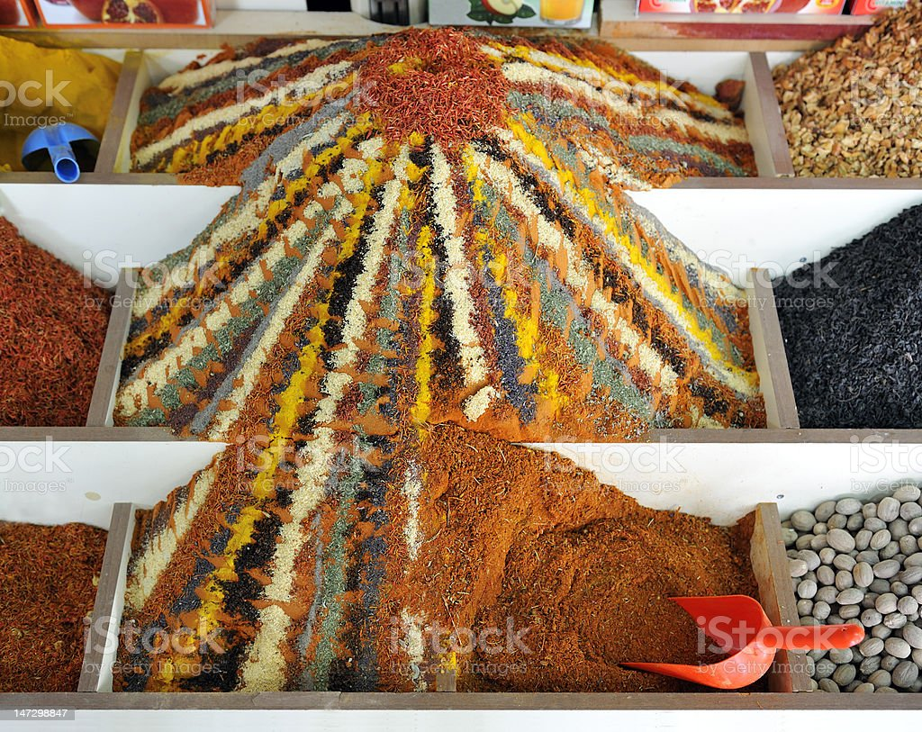 The Spice Volcano Stock Photo & More Pictures of Black Color