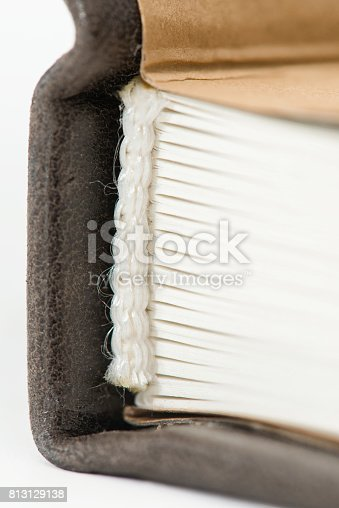480762174istockphoto the spine of the book close-up on a light background 813129138