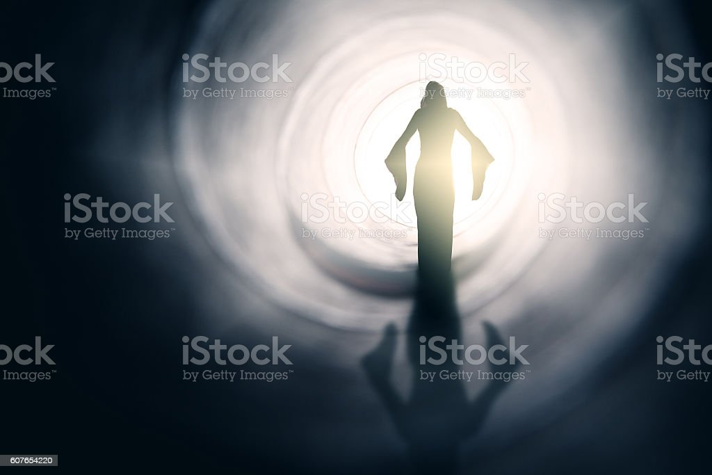 The Spirit Carries On stock photo