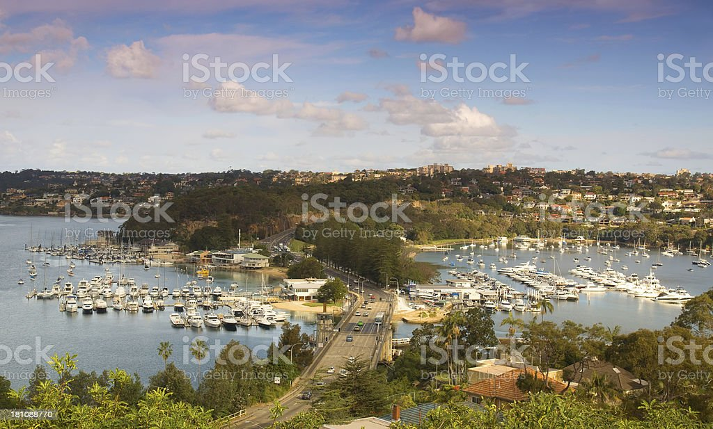The Spit royalty-free stock photo