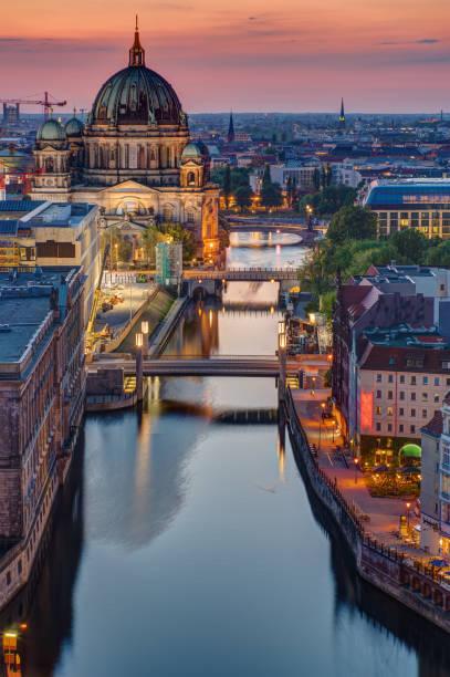Die Spree in Berlin – Foto
