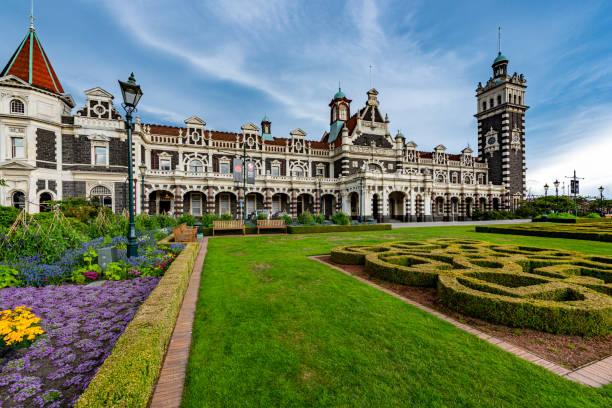 2 944 Dunedin New Zealand Stock Photos Pictures Royalty Free Images Istock