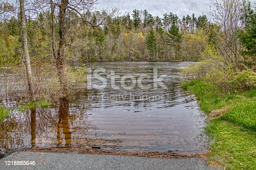 istock The St. Croix National Scenic Riverway is a protected area along the border of Minnesota and Wisconsin 1218885646