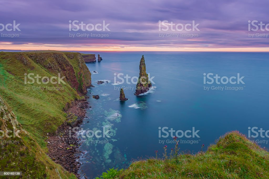 The Stack At The End Of The World royalty-free stock photo