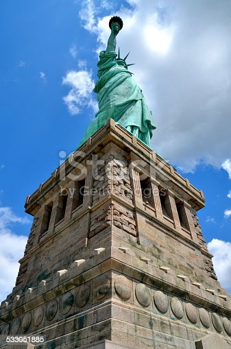 istock The Statue of Liberty, NYC 533051885