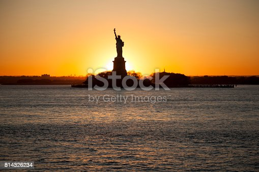 istock The statue of Liberty 814326234
